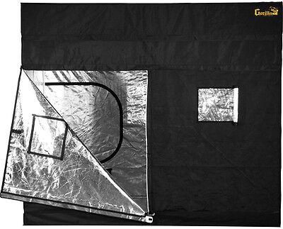 Gorilla Grow Tent 4' x 8' GGT48 Reflective Mylar Hydroponic Adjustable Grow Room