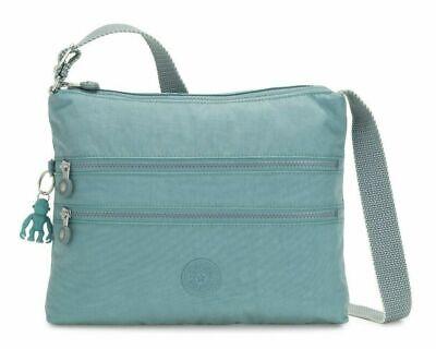 Kipling ALVAR Shoulder Bag Across Body - AQUA FROST - K1333550L