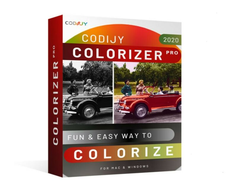 CODIJY Colorizer Pro With Activator - Instant Delivery