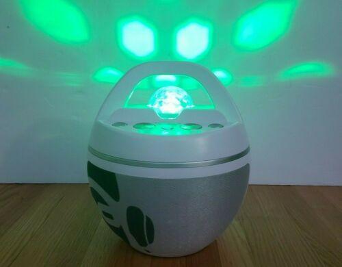 iDance wireless Bluetooth Party Ball BB10K karaoke system - built in light show