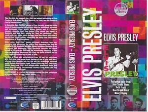 ELVIS-PRESLEY-CLASSIC-ALBUMS-VHS-PAL-A-RARE-FIND