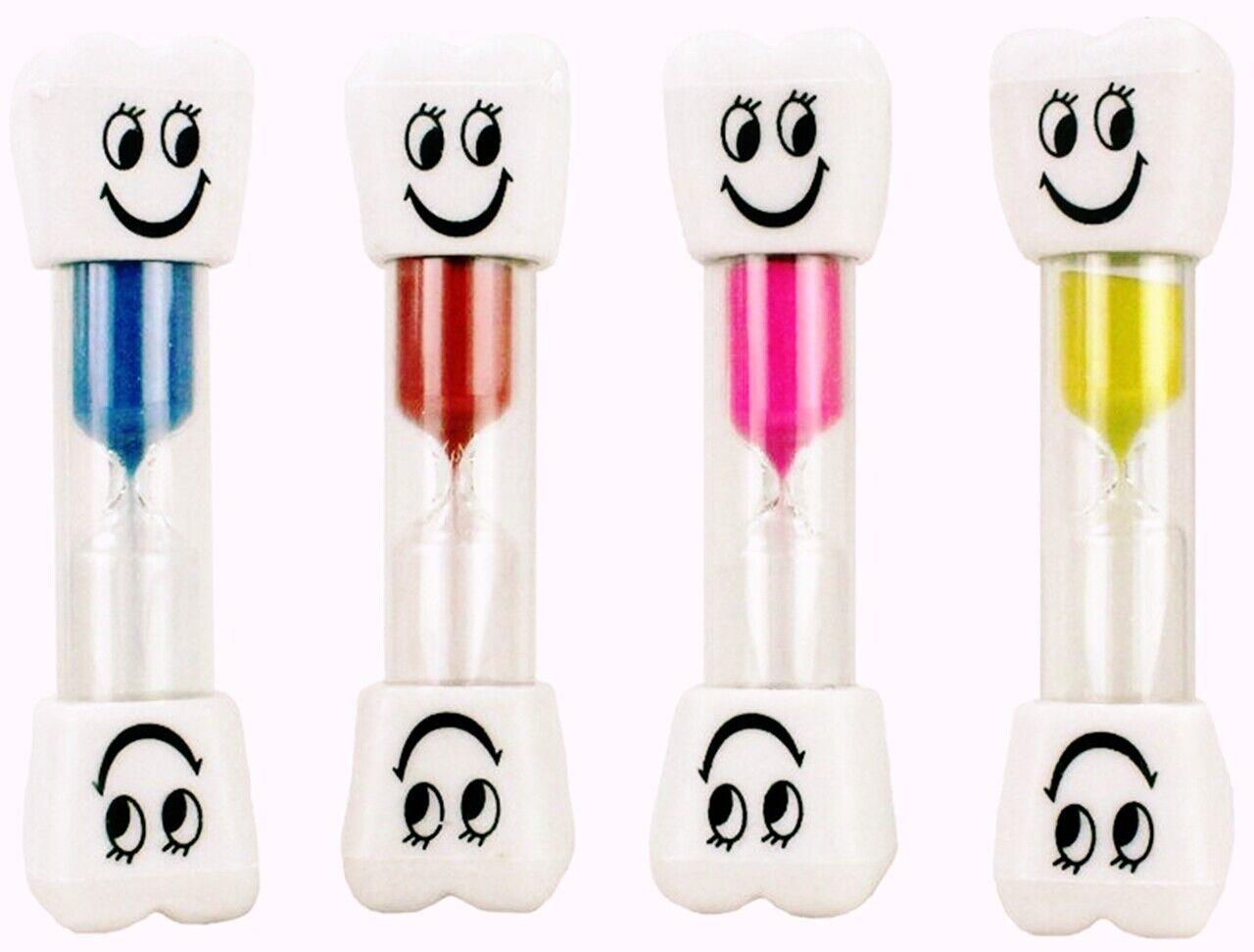Zahnputzuhr verschiedene Farben große Auswahl ca. 3 Min. Durchlaufzeit