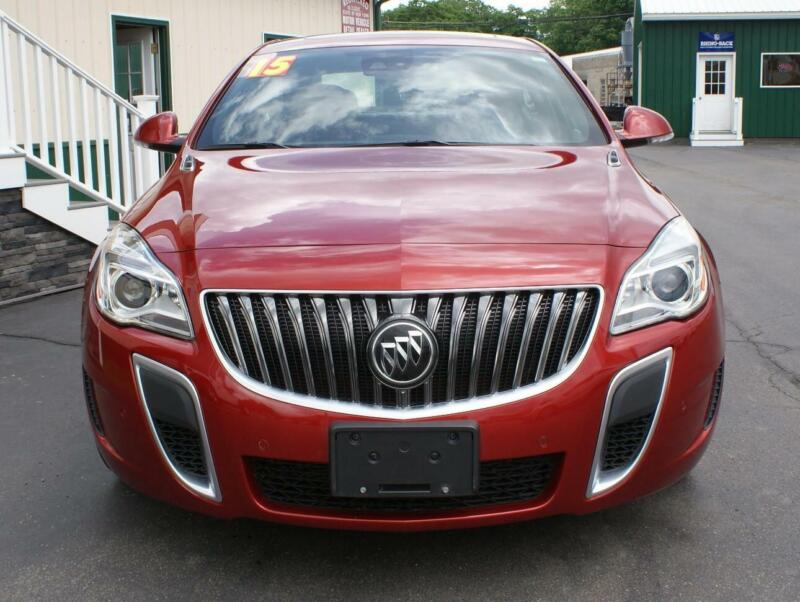 Image 2 Voiture American used Buick Regal 2015