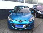 Mazda 2 Center Line 8-fach bereift 1. Hand