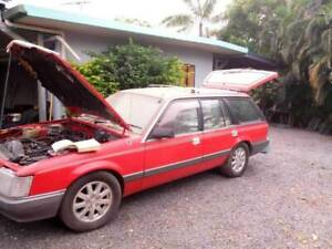 Vk wagon V8 auto 125000 straight $14000 Ono