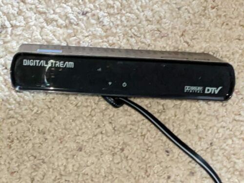 Digitalstream Digital TV Converter with Original Remote (15-150) DTX-9950