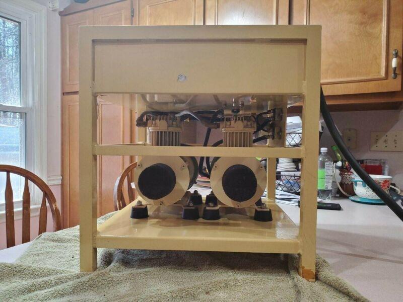 Air Compressor 24 Volt Dual Compressor High Volume Extreme Outback