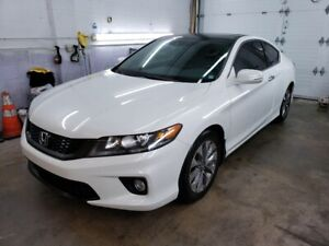 Honda Accord EX-L Coupe 2014 Cuir Nav A/C