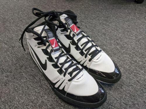 Nike Freek Wrestling Shoes White/Black PICK YOUR SIZE!