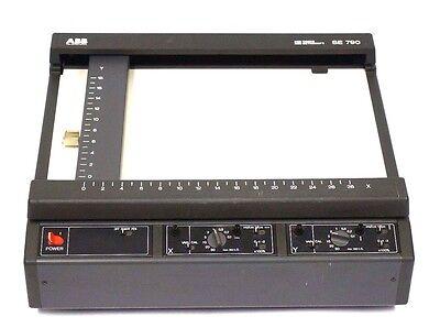Used Abb Se-790 Plotter Xy 887905500 Se790
