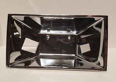 Cadillac Deville Door Handle - Cadillac Door Handle Chrome Cup LEFT SIDE 77 - 92  Fleetwood Brougham Deville