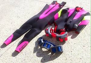 Ladies 2 Piece Sonar Pro Australia Scuba Diving Gear I Wetsuit Applecross Melville Area Preview