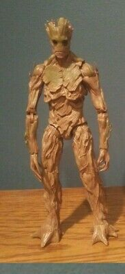 Marvel Legends GROOT BAF Complete Figure Guardians of the Galaxy