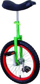 Brand New Monocycle.
