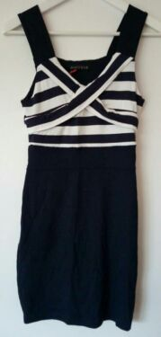 melrose kleid marine