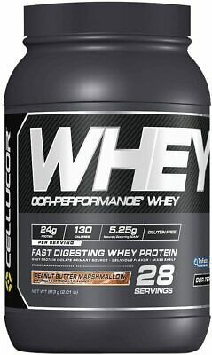 Cellucor COR-Performance Protein Peanut Butter Marshmallow, 28 Serving, exp 3/20