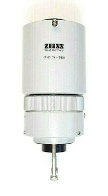 Zeiss Microscope Adapter 47 60 05 - 9901 With 10x Eyepiece.