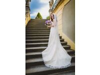Gorgeous Wedding Dress - Size 6-8