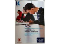 ACCA P2 Revision kit