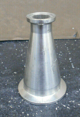 Stainless Steel Concentric Reducer 1.5 To 34