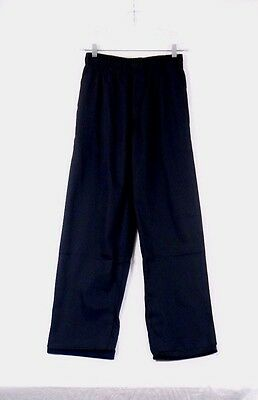 Uncommon Threads Classic Baggy Chef Pants Black Size Large 4001-0102 190e