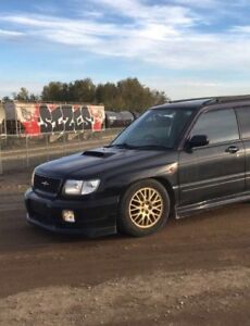 1999 Subaru Forester ST/B Type-A