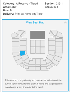3 x Wiggles Christmas Show tix for sale Success Cockburn Area Preview