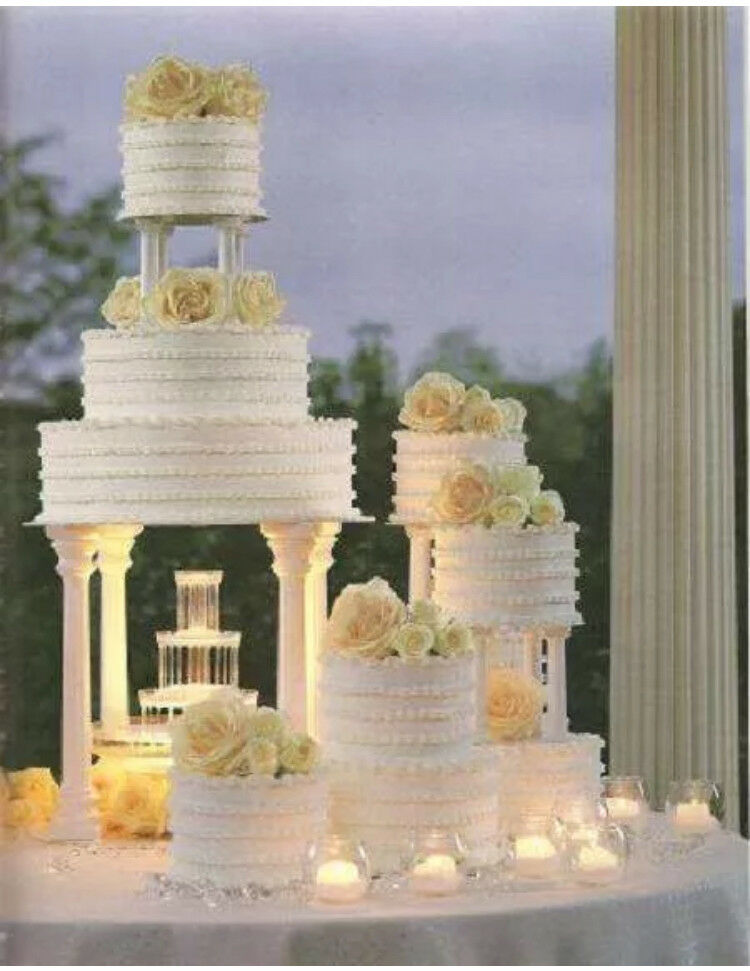 Water Fountain For Wedding Cake