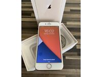 iPhone 8 Unlocked 64GB Gold good condition