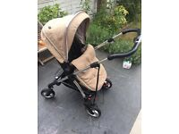 Silver Cross Wayfare buggy/travel system