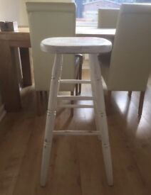 French Antique Style Stool