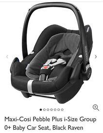 Maxi cosy pebble plus I size car seat