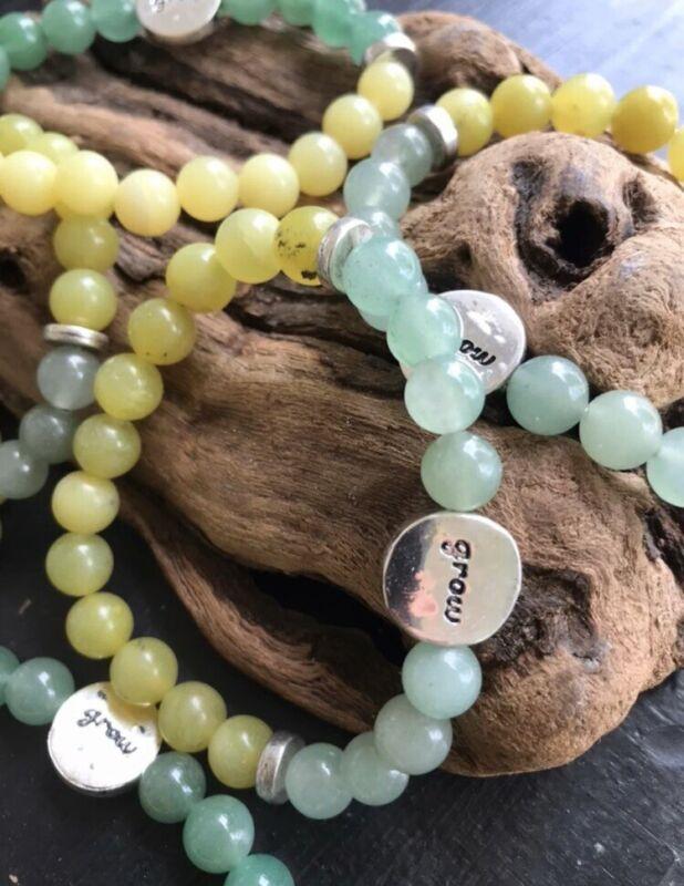 6 Pc Lot Genuine Asian Jade Bracelets Wholesale Jewelry