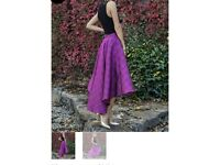Plum Tartin Skirt