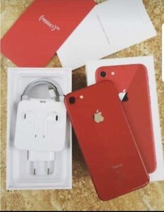 LE Red iPhone 8 - 64GB