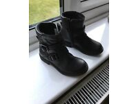 Childrens Clarks boots