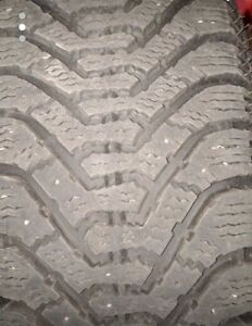 Goodyear winter tires 175/75 R13