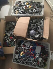 HUGE HUGE 30kg+ Star Wars Lego with Death Star & 150+ Minifigures