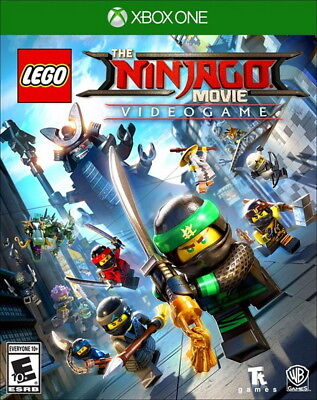 The LEGO NINJAGO Movie Video Game Xbox One [Factory Refurbished]