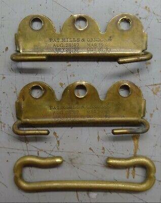 Original Mills Belt Replacment Parts