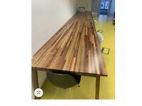 Stunning wooden Table