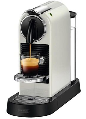 DeLonghi Citiz EN167.W  Nespresso Kapselmaschine   farbe: Weiß ()