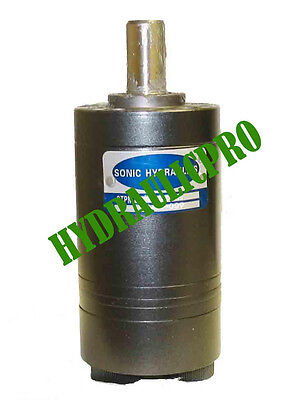 New Hydraulic Motor Replacement For 129-0001 Eaton Char-lynn J Series