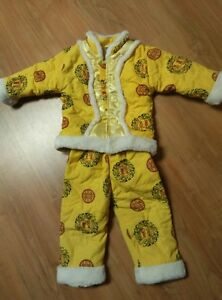 Chinese traditional outfit fir boy - 12-18th