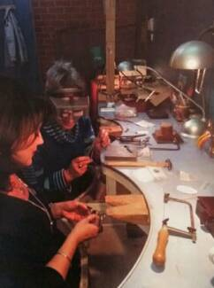 Silver jewellery classes Unley Unley Area Preview