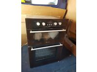 In Built Electric Double Oven - Hotpoint Model BD52/2