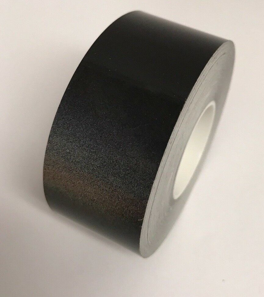BLACK Reflective Tape, Oracal Oralite, High Quality Tape, Ch