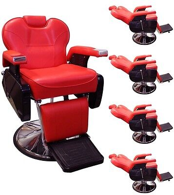 LOT5~All Purpose Hydraulic Recline Barber Chair Salon Beauty Equipment Wholesale