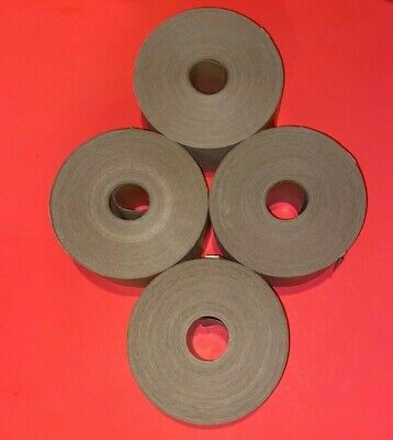 New Lot Of 4 Rolls Staples Paper Packaging Mailing Tape 2.8 X 125 Yards Roll