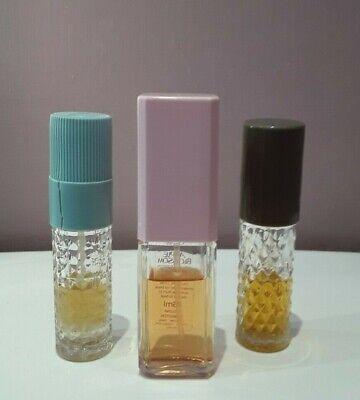 3 x Vintage Helena Rubinstein perfume scent Spray Bottles  (808)